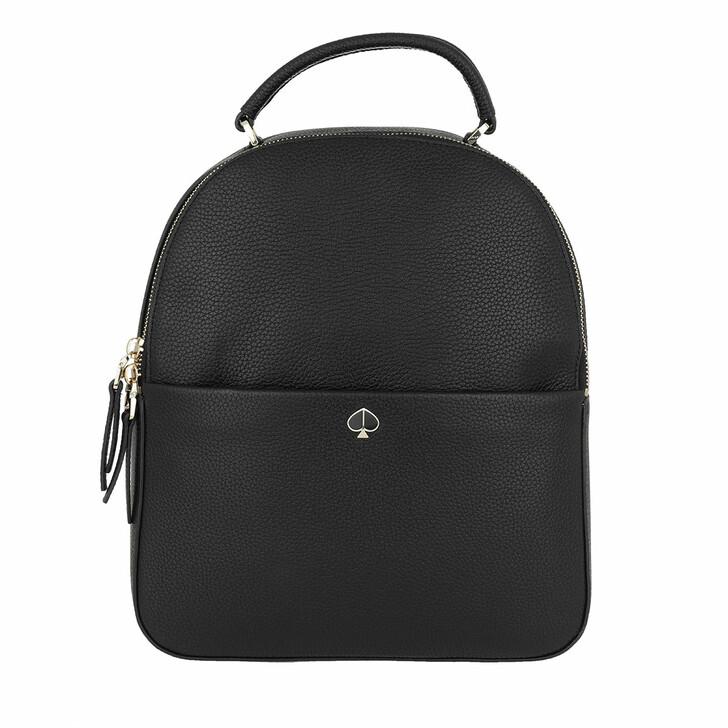 Reisetasche, Kate Spade New York, Polly Medium Backpack Black