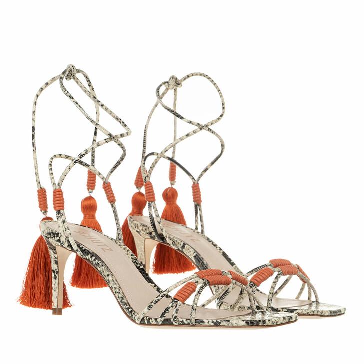 shoes, Schutz, Cindy Sandals Naturale/New Ochre