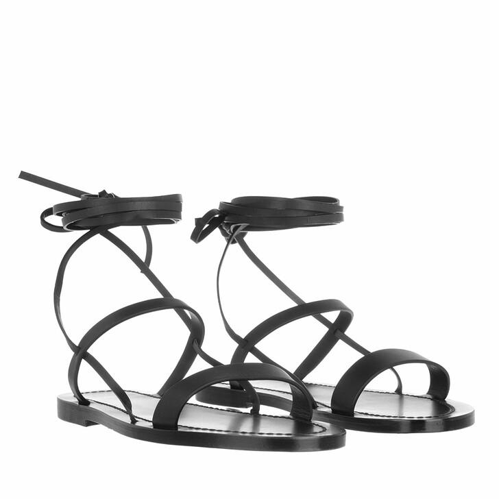 Schuh, Closed, Desert Sandals Vacchetta Natura Black