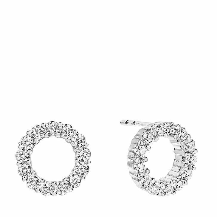earrings, Sif Jakobs Jewellery, Biella Uno Piccolo Earrings Sterling Silver 925