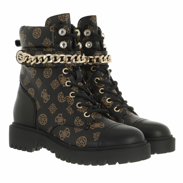 shoes, Guess, Odyssa Brown Ocra