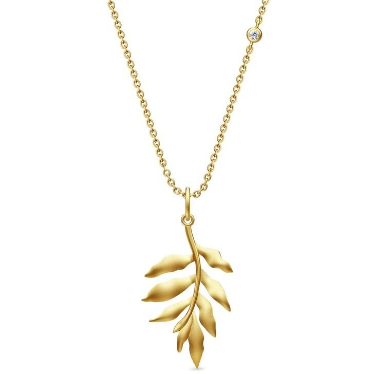 necklaces, Julie Sandlau, Tree of Life Necklace Gold