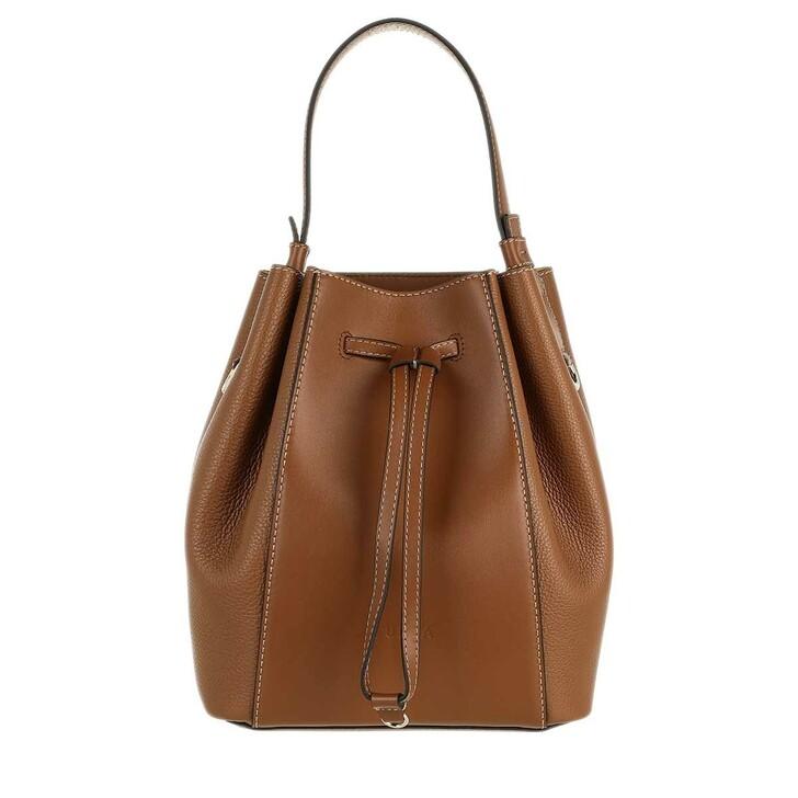 bags, Furla, Furla Miastella S Bucket Bag Cognac H