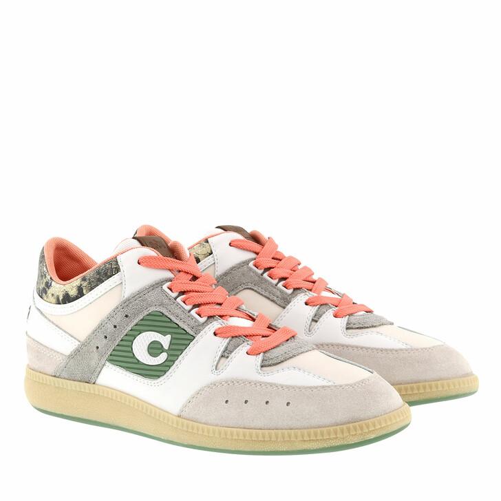 shoes, Coach, Citysole Mid Top White/Natural