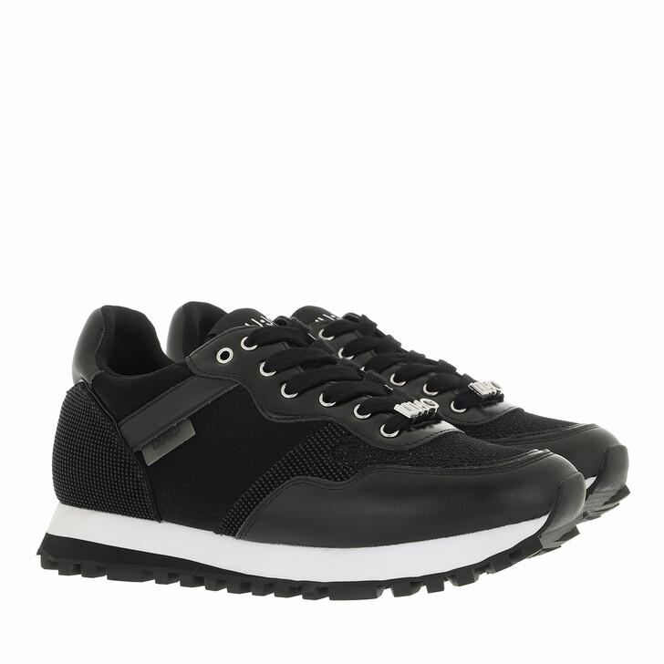 shoes, LIU JO, Liujo Wonder Sneaker Black