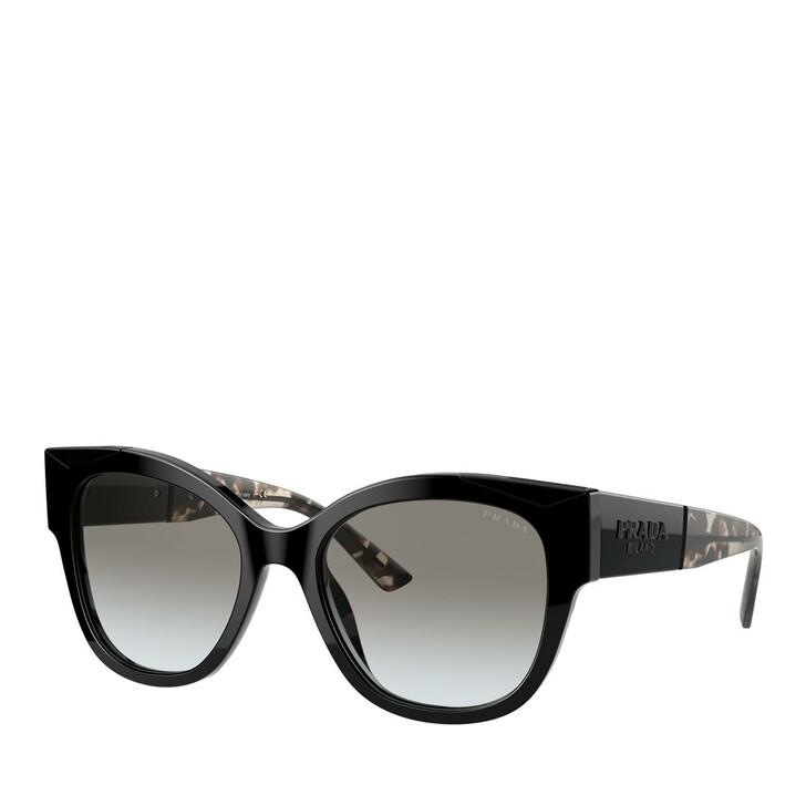sunglasses, Prada, AZETAT WOMEN SONNE BLACK