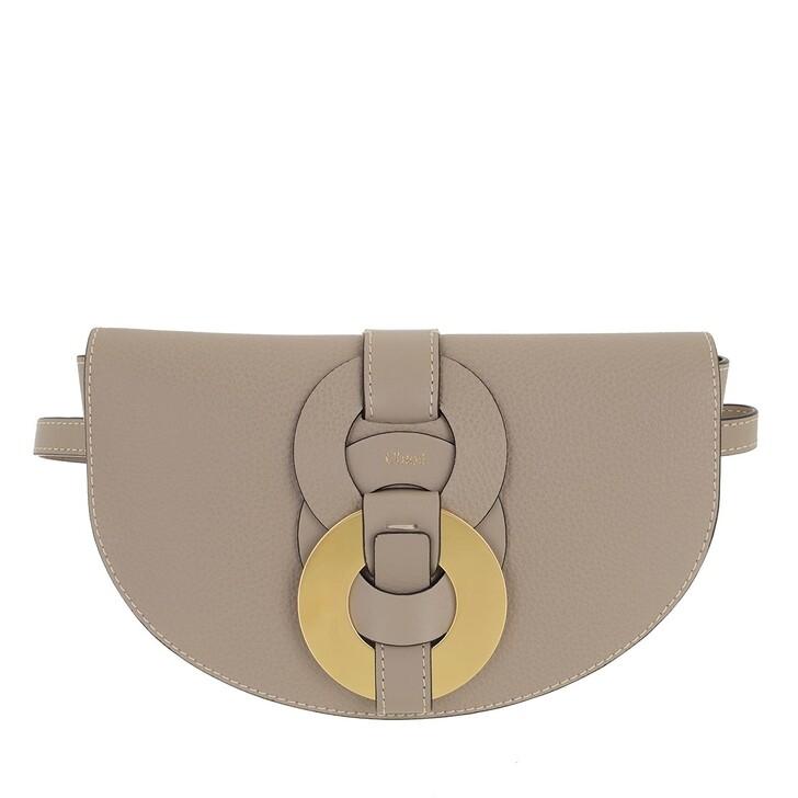 bags, Chloé, Darryl Belt Bag Motty Grey