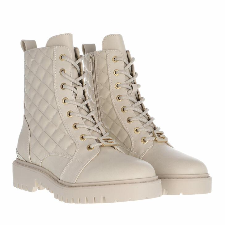 shoes, Guess, Lea Footwear Dress Bootie Vanilla