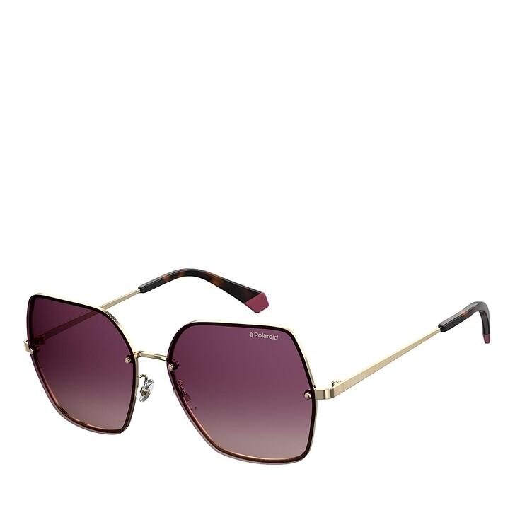 Sonnenbrille, Polaroid, PLD 4091/S GOLD VIOLET