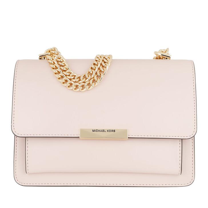 Handtasche, MICHAEL Michael Kors, Large Gusset Shoulder Soft Pink