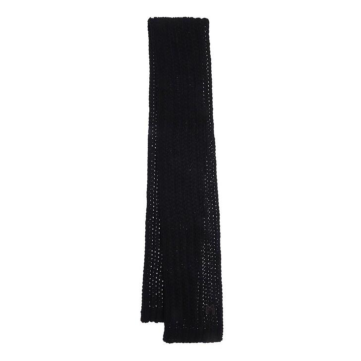 scarves, M Missoni, Scarf Black