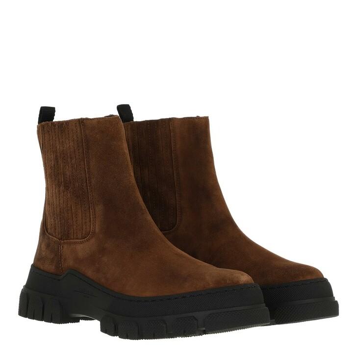 shoes, WEEKEND Max Mara, Genepi Cuoio