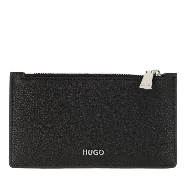 Geldbörse, Hugo, Victoria  Cardholder Black