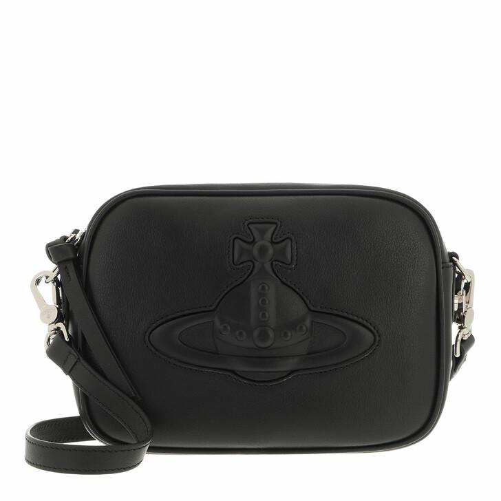 bags, Vivienne Westwood, Chelsea Camera Bag Black