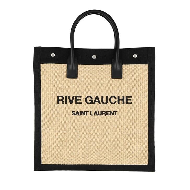 bags, Saint Laurent, Tote Bag Natural
