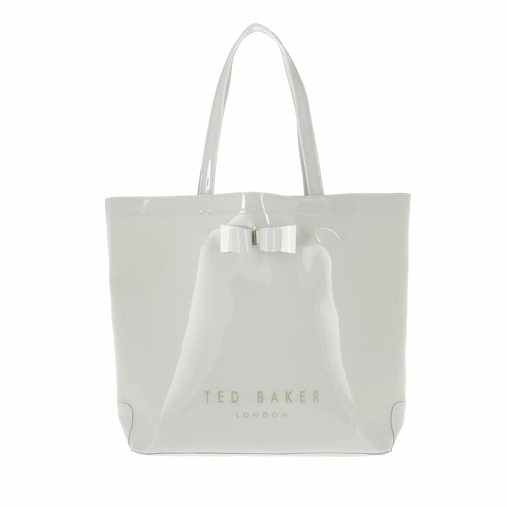 bags, Ted Baker, Hanacon Bow Large Icon Grey