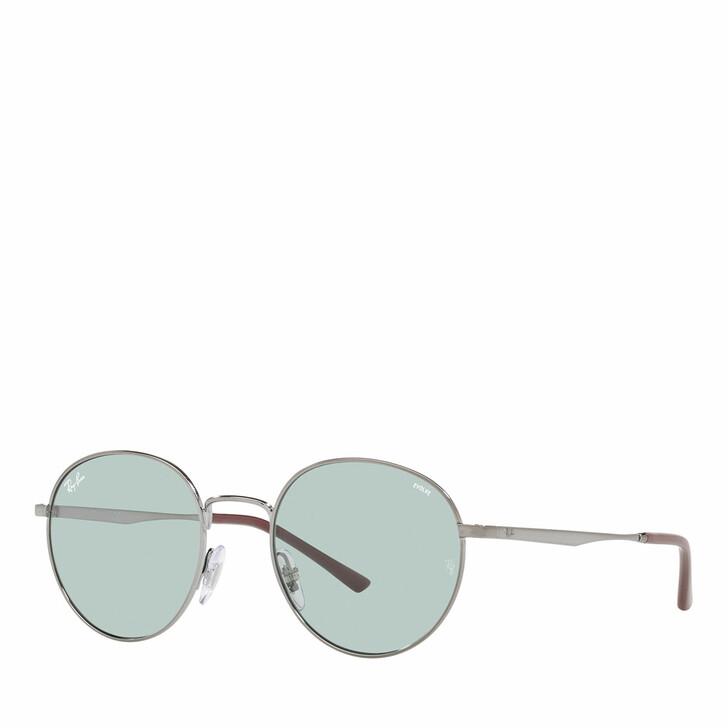 sunglasses, Ray-Ban, Unisex Sunglasses 0RB3681 Gunmetal