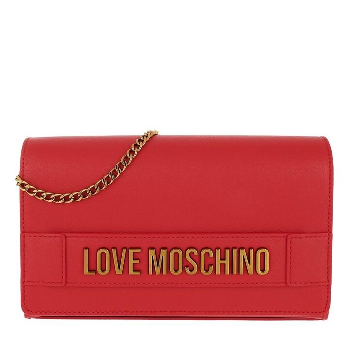 Handtasche, Love Moschino, Crossbody Bag  Rosso