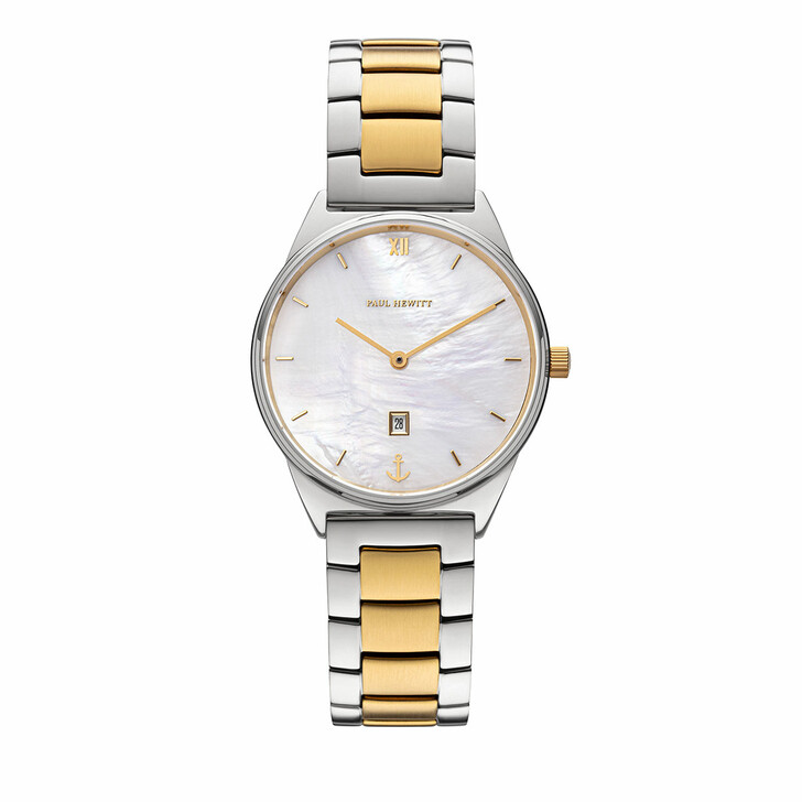 Uhr, PAUL HEWITT, Watch Praia Mother of Pearl Gold/Silver