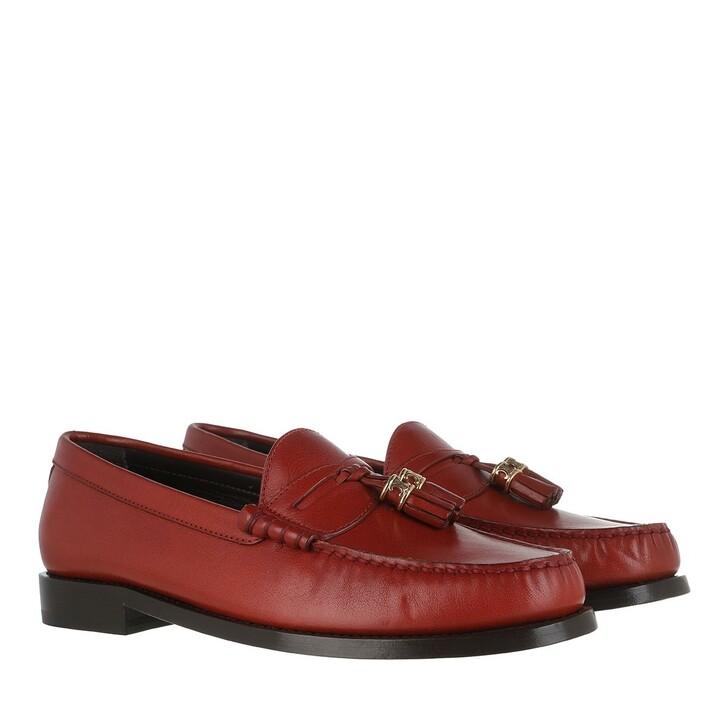 Schuh, Celine, Luco Loafer Calf Brick