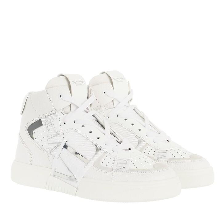 shoes, Valentino Garavani, Sneakers white
